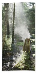 Ammonoosuc Ravine Trail - White Mountains New Hampshire Usa Bath Towel