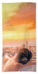 Amore Di Firenze Love Of Florence Hand Towel