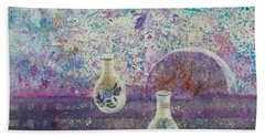 Amphora-through The Looking Glass Hand Towel