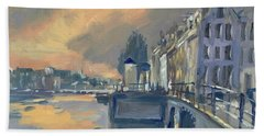 Amsterdm Morning Light Amstel Bath Towel