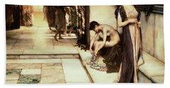 Roman Bath Bath Towels