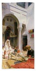 An Arab Weaver Hand Towel