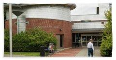 Anacortes Public Library Bath Towel