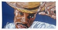 Andre Benjamin Bath Towel