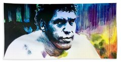 Andre The Giant Bath Towel