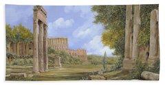 Anfiteatro Romano Bath Towel