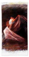 Ballet Angel Hand Towel