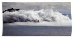 Angel Island Fog Bath Towel