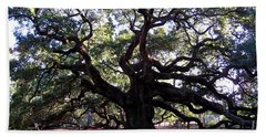 Angel Oak II Hand Towel