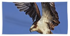 Angel Osprey Bath Towel