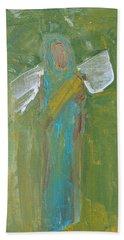 Angel Praise And Worship Hand Towel