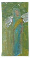 Angel Praise And Worship Bath Towel