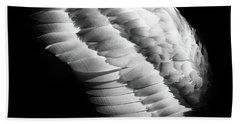 Angel Wing Bath Towel