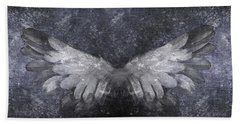 Angelic Visitation Hand Towel