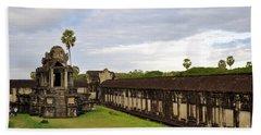 Angkor Wat 9 Bath Towel