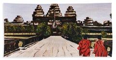 Angkor Wat Bath Towel