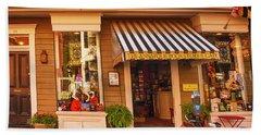 Annapolis Bookstore Bath Towel