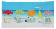 Another Perfect Beach Day Bath Towel