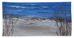 Another View Of East Point Beach Bath Towel