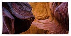 Antelope Canyon 12 Bath Towel