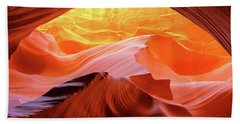 Antelope Canyon - 2017 Bath Towel