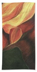Antelope Canyon 3 Bath Towel