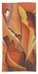 Antelope Canyon 4 - For Gloria Bath Towel