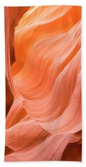 Bath Towel featuring the photograph Antelope Canyon  by Jeanne May