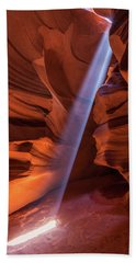 Antelope Lightshaft II Bath Towel