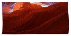 Antelope View Hand Towel by Jonathan Davison