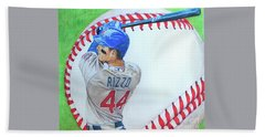 Anthony Rizzo 2016 Hand Towel