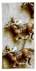 Antique Photo Finish Hand Towel