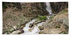 Apikuni Falls Bath Towel
