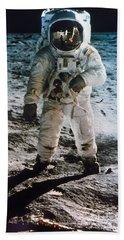 Apollo 11 Buzz Aldrin Bath Towel