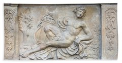 Apollo Relief In Gdansk Bath Towel