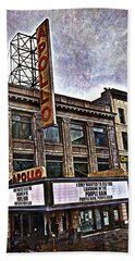 Apollo Theatre, Harlem Bath Towel