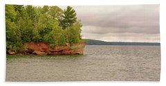 Apostle Islands Bath Towel