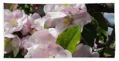 Apple Blossom Bath Towel