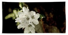 Apple Blossom Paper Hand Towel