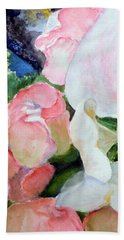 Apple Blossom Time Bath Towel