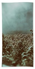 Approaching Storm Hand Towel by Jason Coward