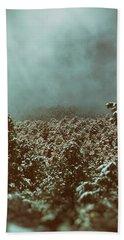 Approaching Storm Bath Towel by Jason Coward