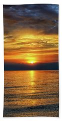 April Sunset Hand Towel