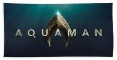 Aquaman Hand Towel