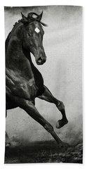 Arabian Horse Hand Towel