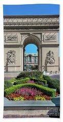 Arc De Triomphe Paris Casino Las Vegas Bath Towel