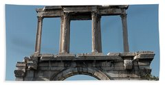 Arch Of Hadrian Hand Towel
