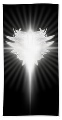 Archangel Cross Hand Towel
