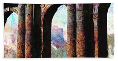 Arches Hand Towel