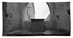 Ardfert Cathedral Bath Towel
